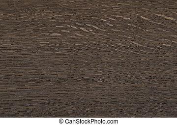 Black Oak Wood Background