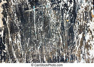 black , oppervlakte, achtergrond