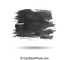 black paint background