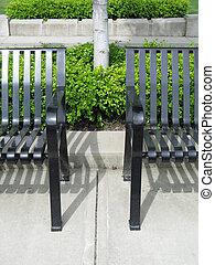 black park benches