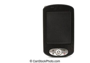 Black PDA phone