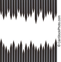 Black pencil