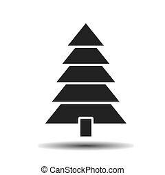 black pine icon