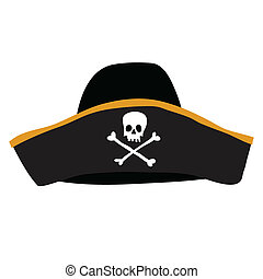 pirate hat stock illustrations 6 606 pirate hat clip art images and rh canstockphoto com Pirate Hook Clip Art Pirate Sword Clip Art