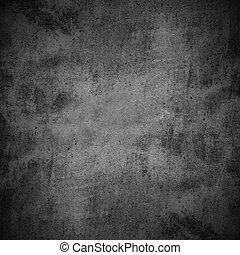 black plaster background