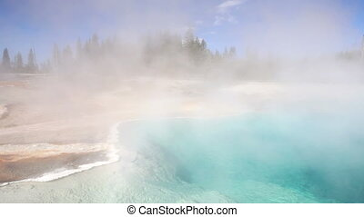 Black Pool Geyser 2