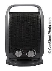 portable electric heater - Black portable electric heater...