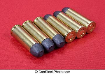 black-powder, cal., partidos, 1872, revólver, .45, fechando