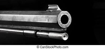 Black Powder Rifle Barrel.