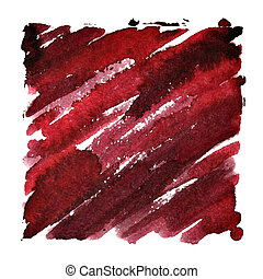 Black red abstract background