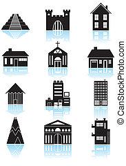 black , reizen, bouwwerken, wereld