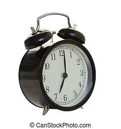 retro style alarm clock