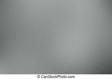 Black rough aluminum texture, abstract background