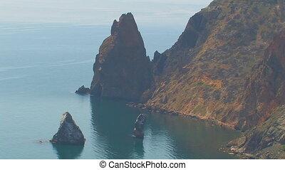 Black Sea coast.