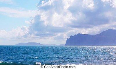 Black Sea Landscape