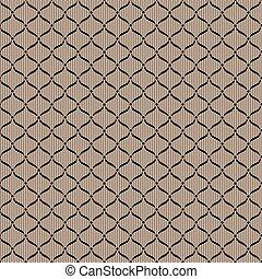 Black seamless lace pattern.