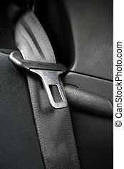 Black Seatbelt