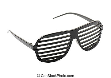 Black shades sunglasses