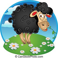Bleating Clip Art - Royalty Free - GoGraph