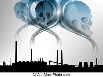 death smoke