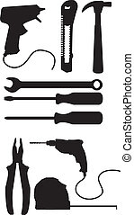 silhouette tools