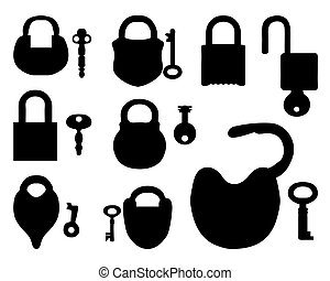locks with keys