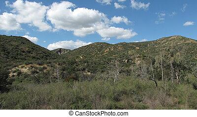 Black Star Canyon Hills