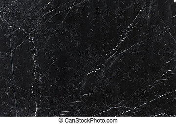 Black stone texture. Black marble texture. - Close up of...