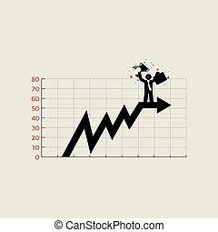 Growing Chart Business Success