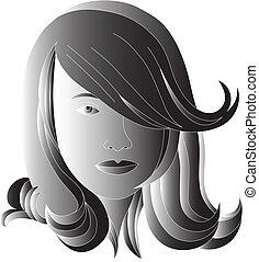 black szőr