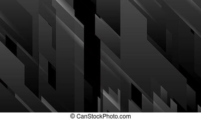 Black tech tech minimal motion background - Black tech...