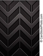 black , technologie, concept, abstract, vector, achtergrond
