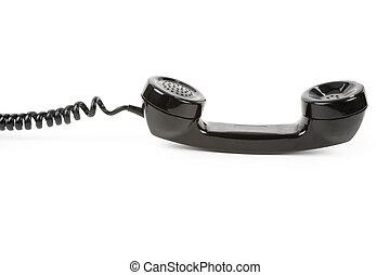 black telefon, telefonkagyló