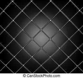 Black tile