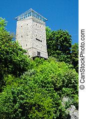 Black Tower, Brasov, Transylvania, Romania