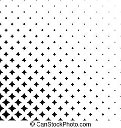 Black white abstract pattern design background
