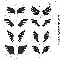 Black Wings Set