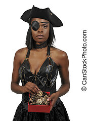Black Woman Pirate