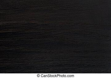 Black wood texture background. High resolution photo.