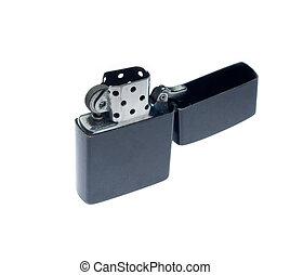 black zippo lighter