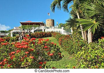Blackbeards Castle