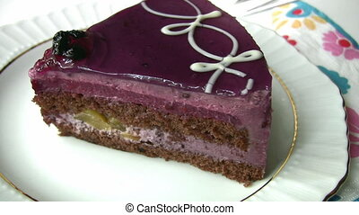 Blackberry Cake Full HD1080p