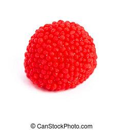 blackberry isolated