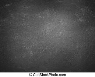 Blackboard - A blank blackboard background for your text