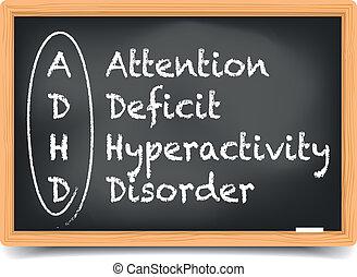 Blackboard ADHD
