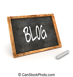 Blackboard BLOG