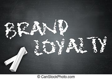 Blackboard Brand Loyalty
