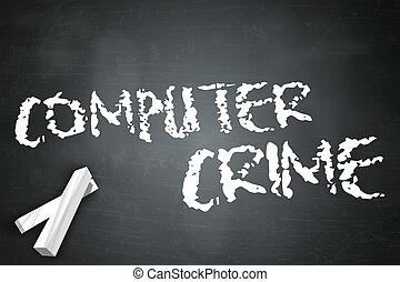 Blackboard Computer Crime