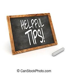 Blackboard Helpful Tips