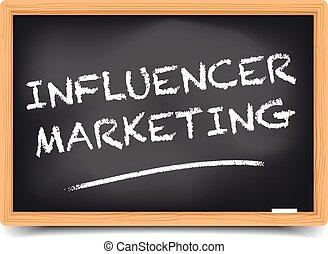 Blackboard Influencer Marketing